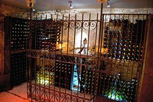 LeCariol-wijnkelder